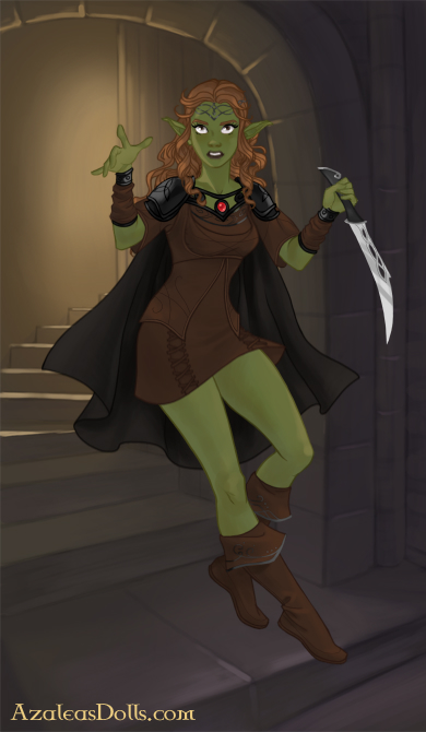 Tynami's Ten Elf Challenge - Page 2 Troll-10