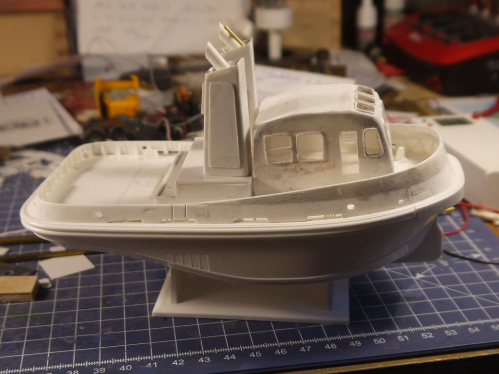 """""""Smit"""" Pacific Tugboat RC 1:87 P1090521"""