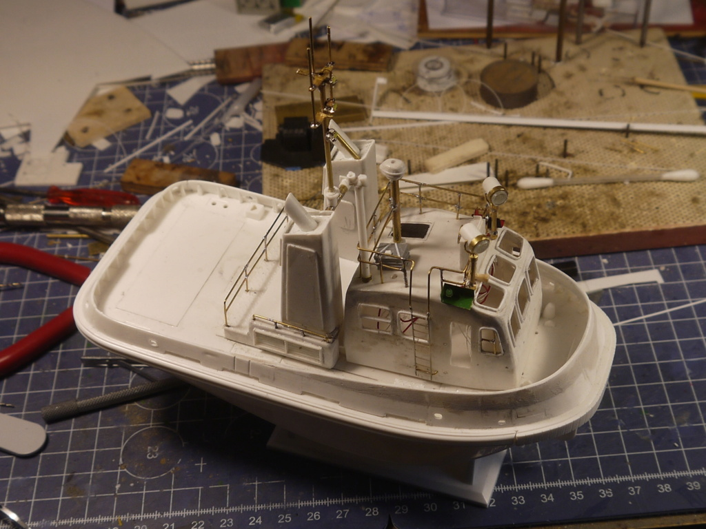 """""""Smit"""" Pacific Tugboat RC 1:87 P1090524"""