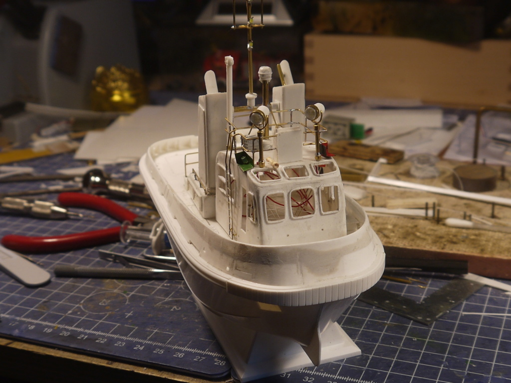 """""""Smit"""" Pacific Tugboat RC 1:87 P1090525"""