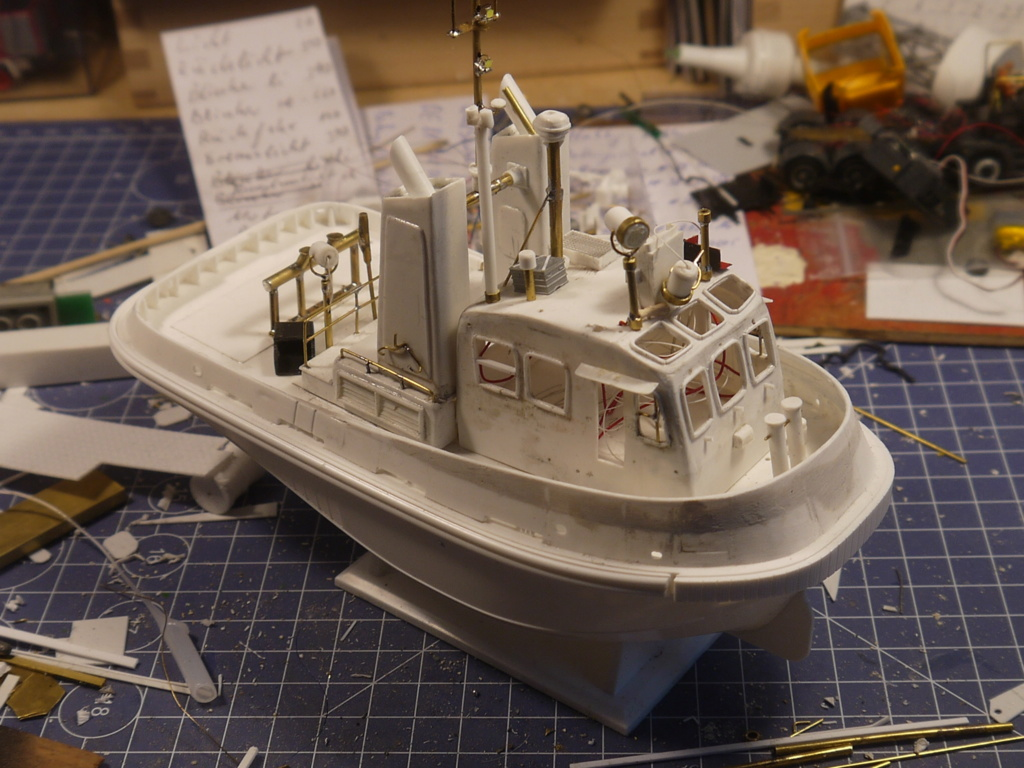 """""""Smit"""" Pacific Tugboat RC 1:87 P1090528"""