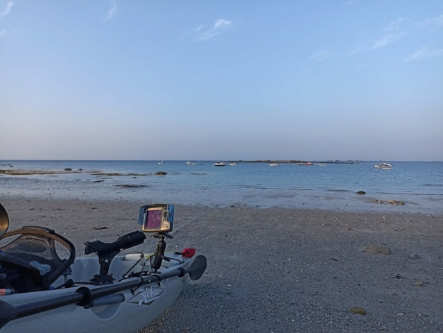 Sorties kayak Finistère Sud, Vacances 2021 Img_2113