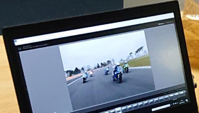 Pré Mans 2019 24h Moto, journée privilège à l'ACO  Trav10