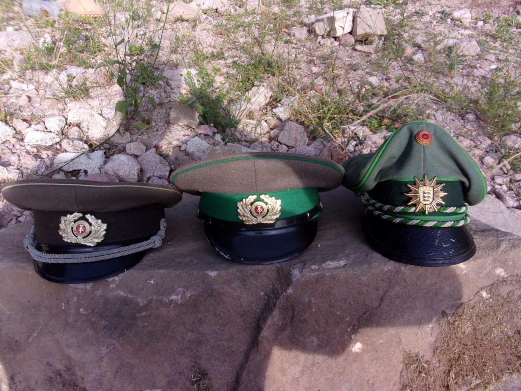 lot de casquette russe, allemande?  337_0412