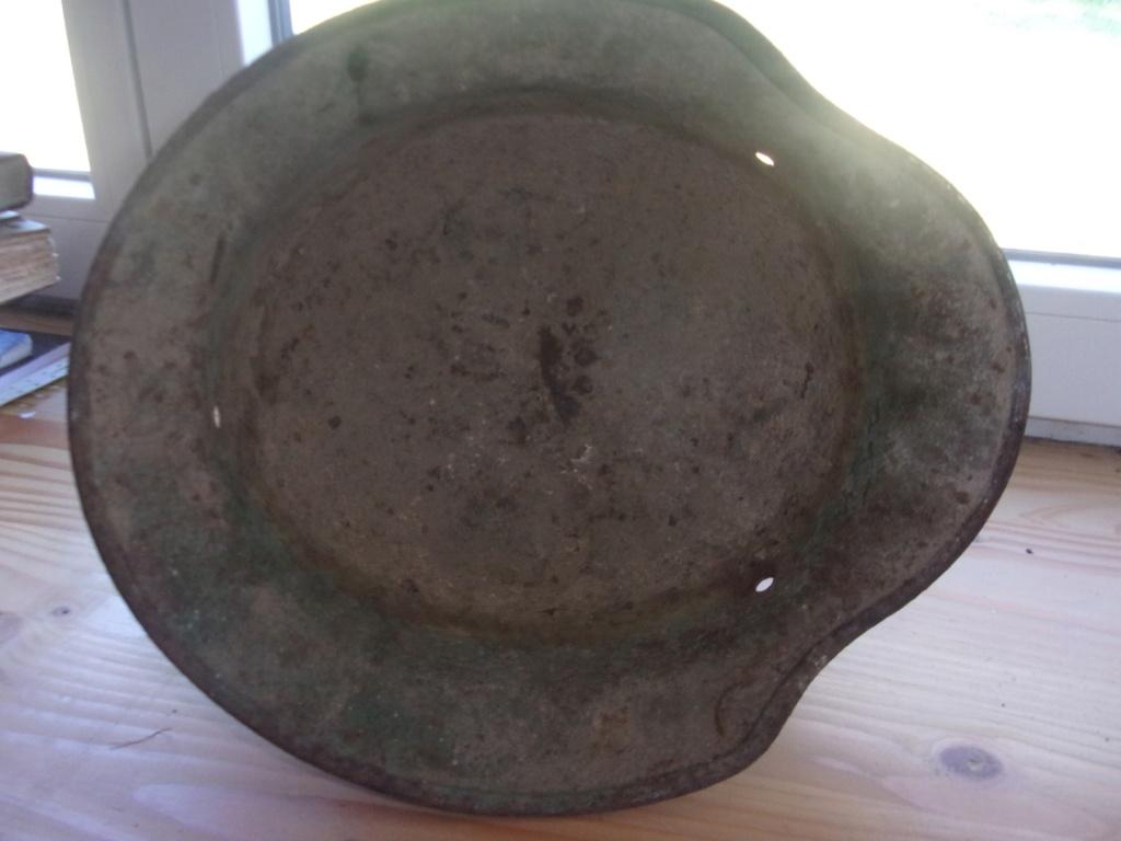 bonjour premier casque a identifier, allemand 2eme guerre? 337_1213
