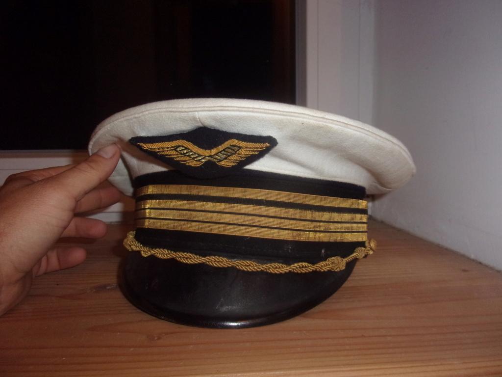 identification casquette aviateur? armé de l'air ou civile 337_1215