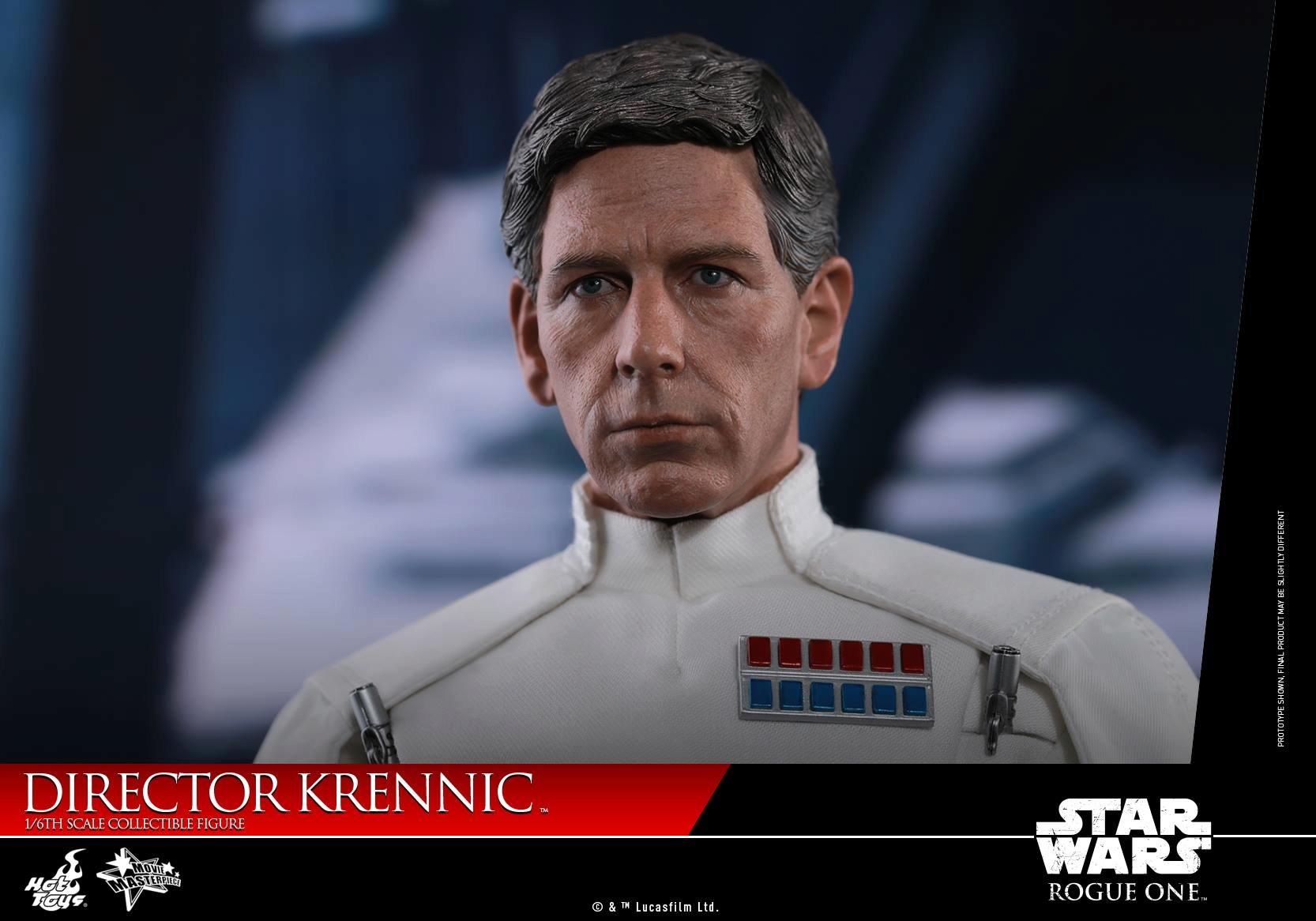 ROGUE ONE : A STAR WARS STORY - DIRECTOR KRENNIC - 10816