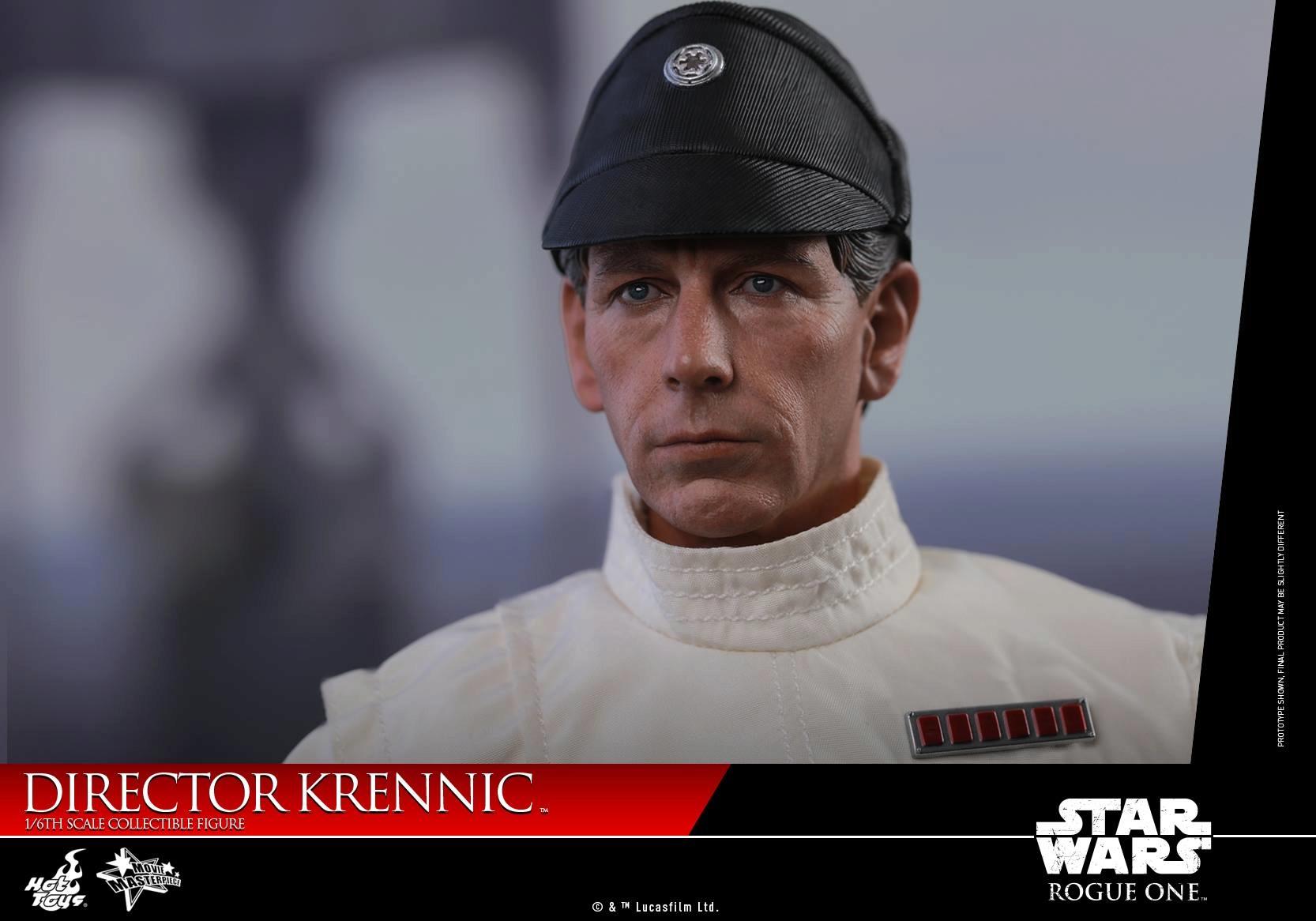 ROGUE ONE : A STAR WARS STORY - DIRECTOR KRENNIC - 10916