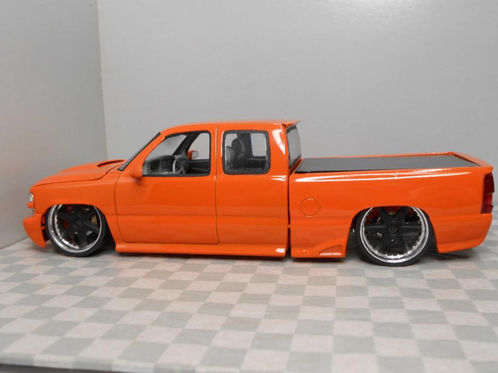 Chevy Silverado Silver10