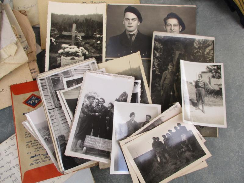 La chine de ces deux dernières semaines : papiers/photos résistance Libé, coiffu Img_2918