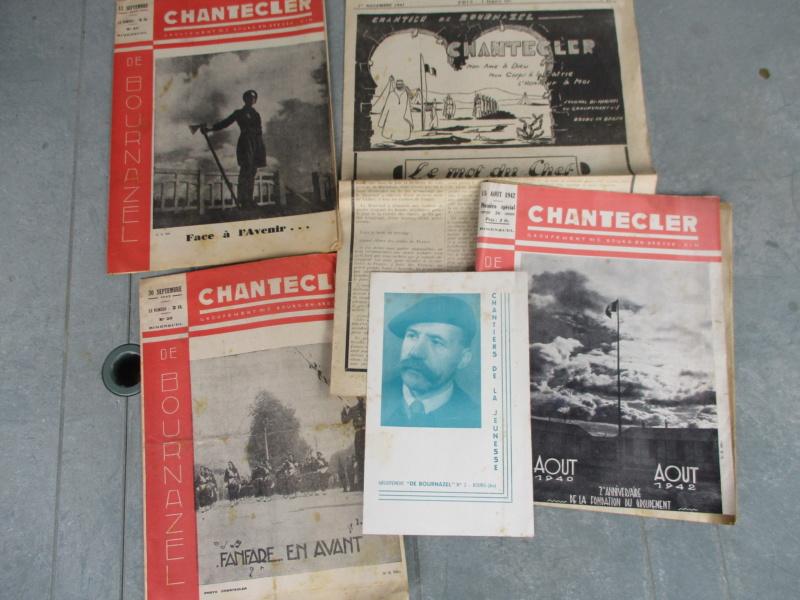 Toujours du Vichy : Chantiers de Jeunesse, LFC ... Img_4116