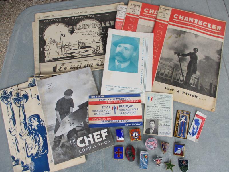 Toujours du Vichy : Chantiers de Jeunesse, LFC ... Img_4117