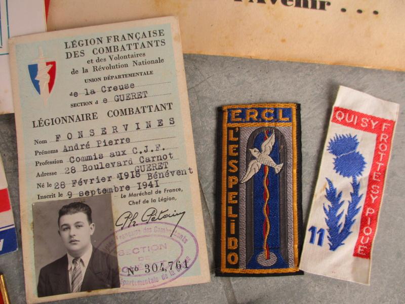 Toujours du Vichy : Chantiers de Jeunesse, LFC ... Img_4118