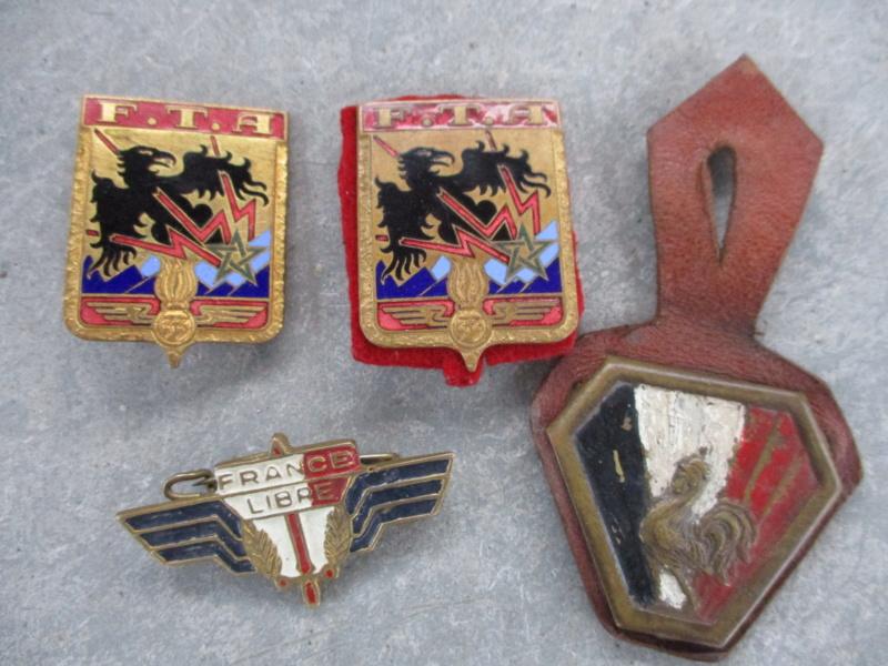 Ces derniers temps, avec de belles choses (LVF, CJF, Vichy, médailles ...) Img_5324