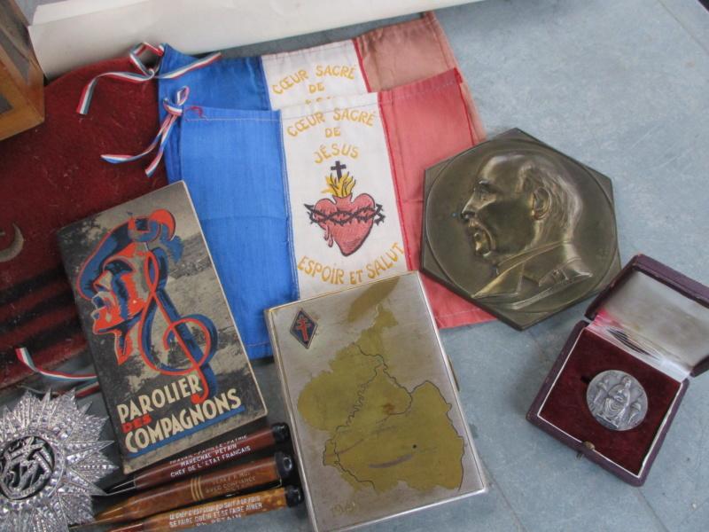 Ces derniers temps, avec de belles choses (LVF, CJF, Vichy, médailles ...) Img_5325