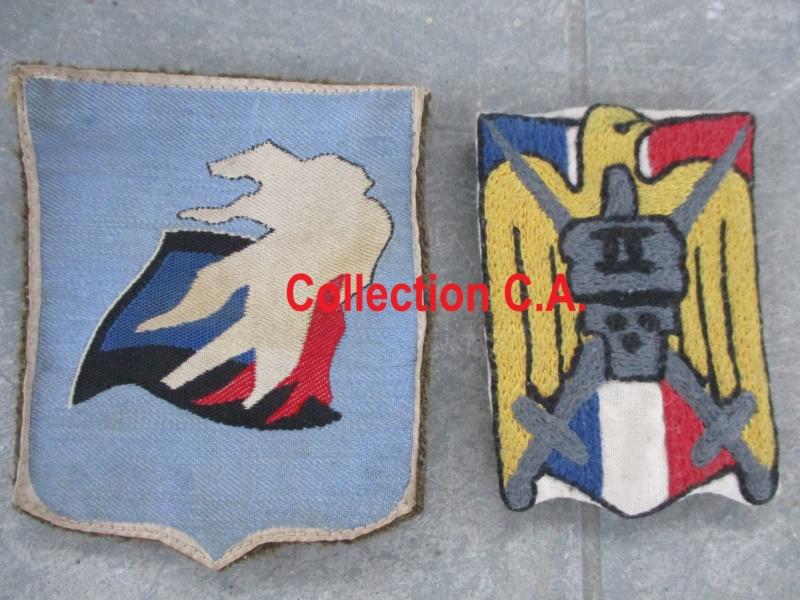 Ces derniers temps, avec de belles choses (LVF, CJF, Vichy, médailles ...) Img_5326