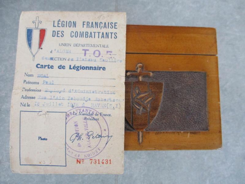 Ces derniers temps, avec de belles choses (LVF, CJF, Vichy, médailles ...) Img_5327