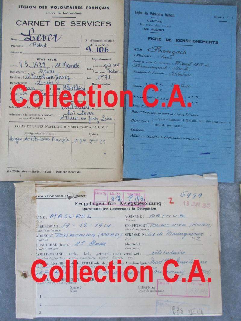 Deux mois de trouvailles (Médailles, insignes, Vichy, LVF, LFC ...) Img_7113