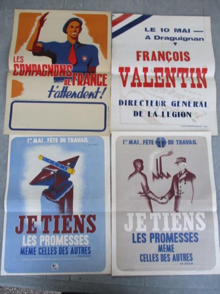 Deux mois de trouvailles (Médailles, insignes, Vichy, LVF, LFC ...) Img_7116