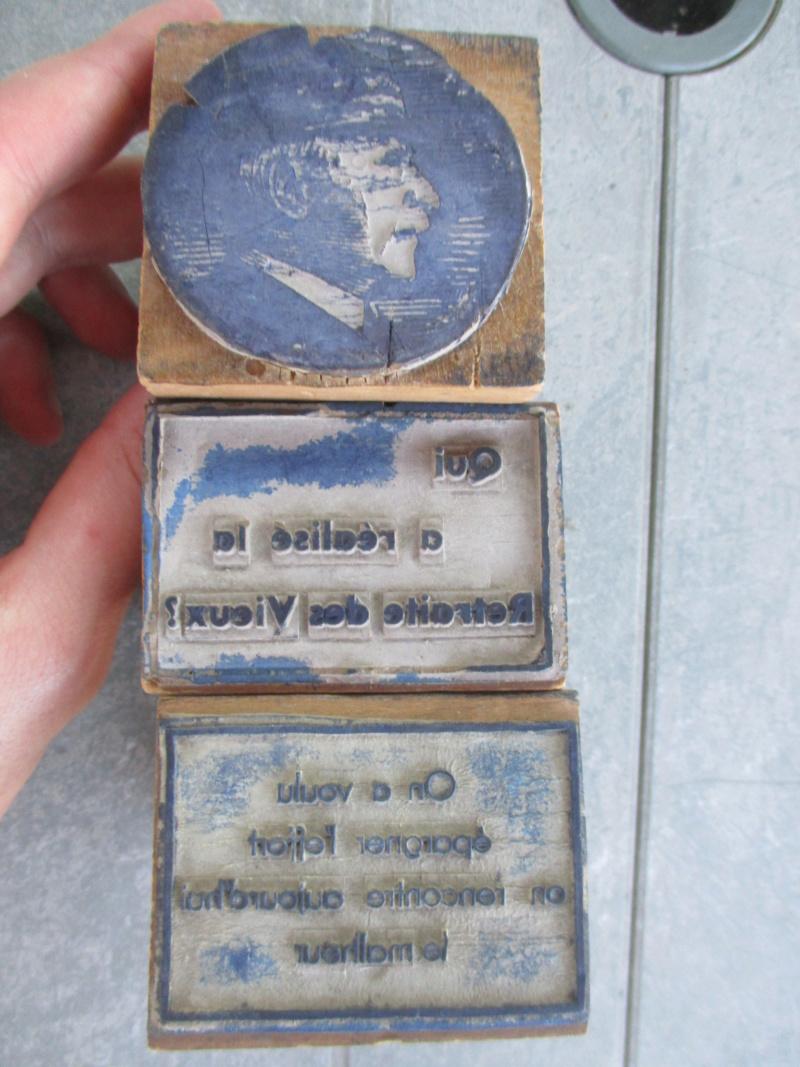 Deux mois de trouvailles (Médailles, insignes, Vichy, LVF, LFC ...) Img_7119