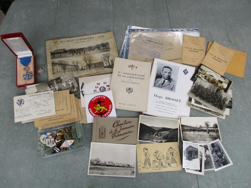 D'hier et d'aujourd'hui : insignes, médailles, papiers ... Img_8010