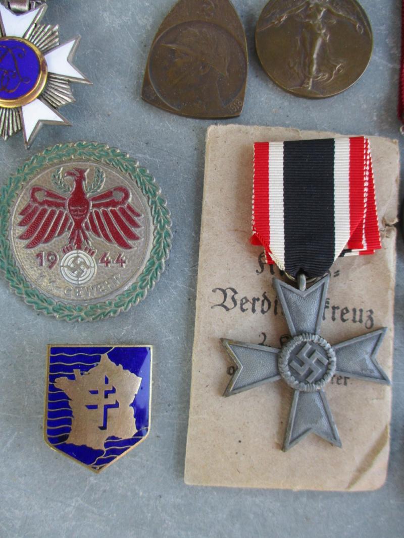 Beau lot de médailles chez le particulier Img_9313