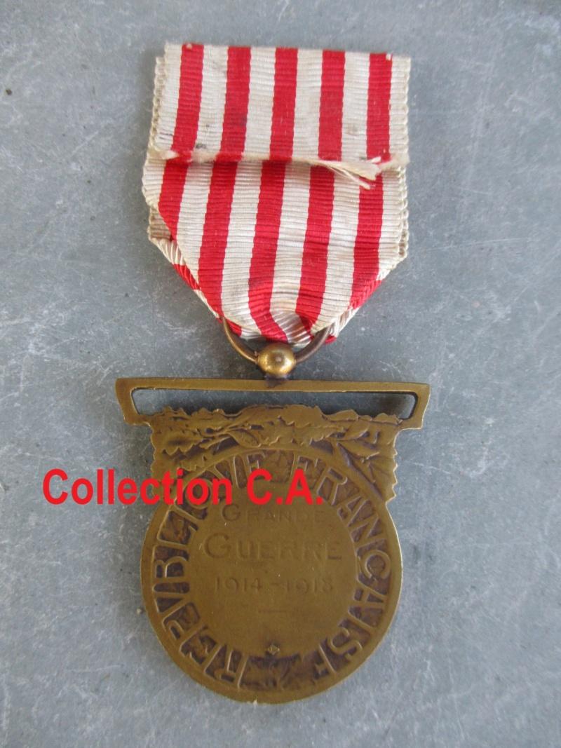 Beau lot de médailles chez le particulier Img_9325