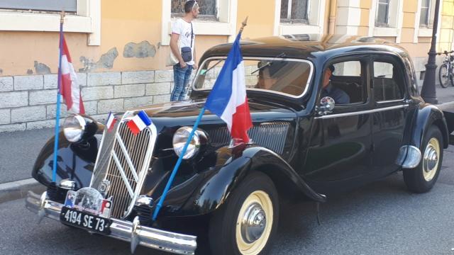75e anniversaire de la libération d'Albertville 20190814