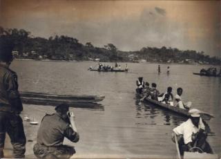 Camp général de Gaulle au Gabon 39786710