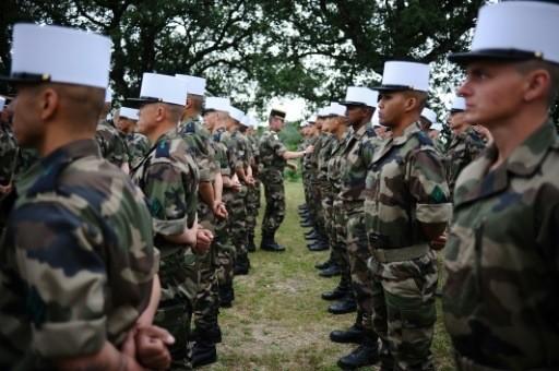 La Légion étrangère toujours plus mythique et convoitée Des-so10
