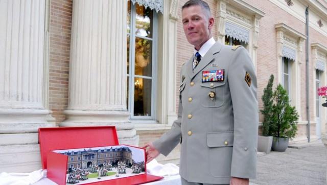 Départ du général Collet : «un chef d'exception» Image12