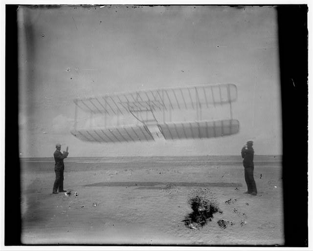 17 Décembre 1903 Wright10