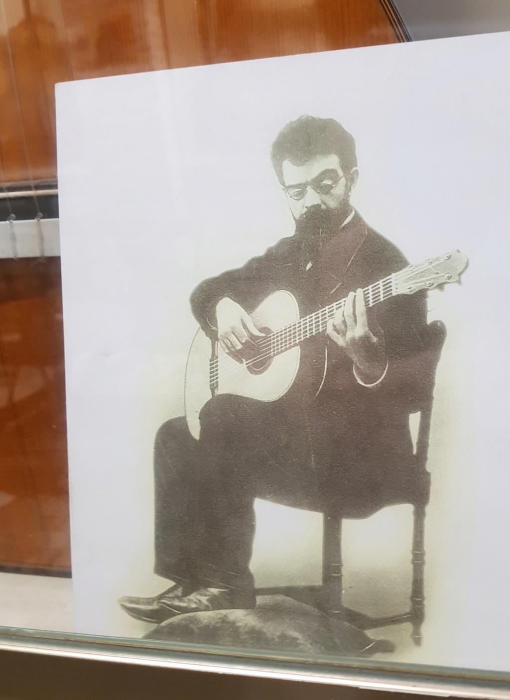 Visite de la maison de la Guitare à Séville  20181216