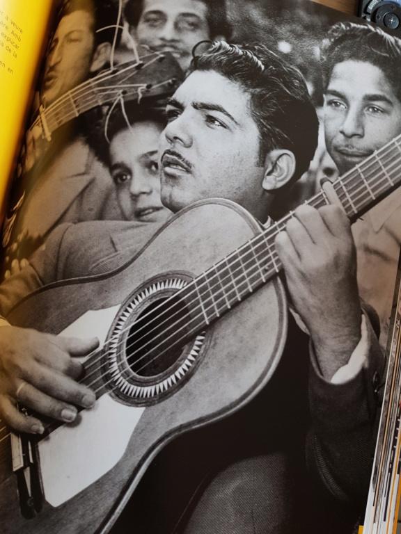 Magnifique livre    Les musiciens Gitans de la Rumba     en Librairie  20190312