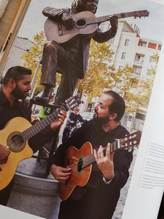 Magnifique livre    Les musiciens Gitans de la Rumba     en Librairie  20190313