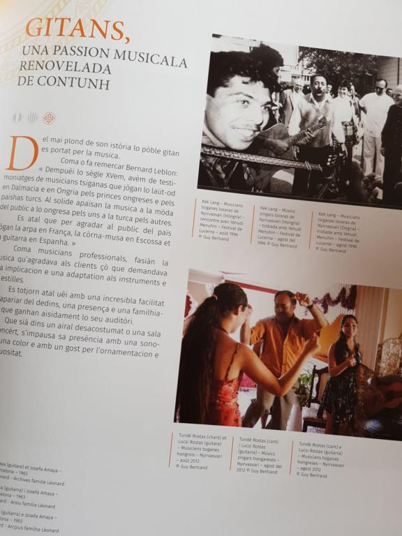 Magnifique livre    Les musiciens Gitans de la Rumba     en Librairie  20190314