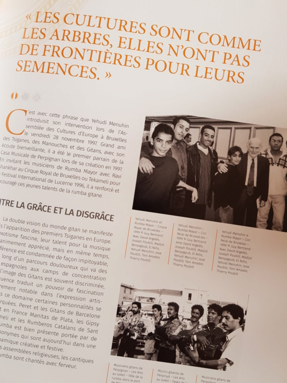 Magnifique livre    Les musiciens Gitans de la Rumba     en Librairie  20190315