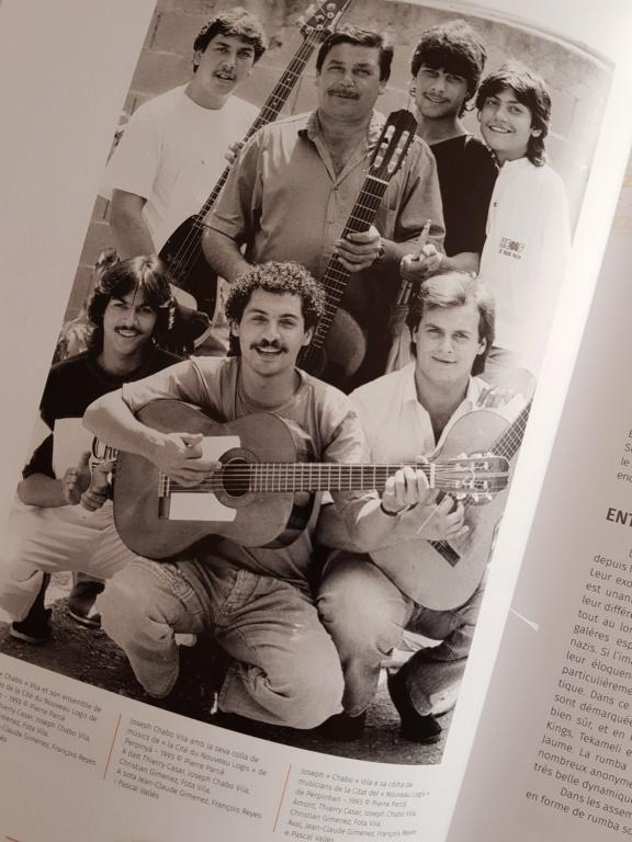 Magnifique livre    Les musiciens Gitans de la Rumba     en Librairie  20190317