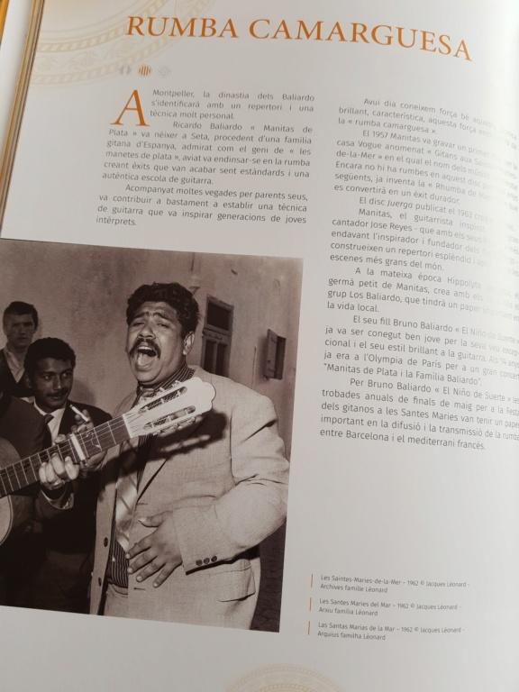 Magnifique livre    Les musiciens Gitans de la Rumba     en Librairie  20190321