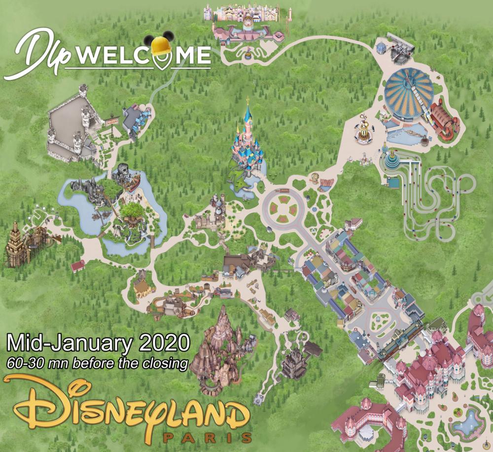 Le Plan des 2 Parcs Disney - Page 25 Disney10