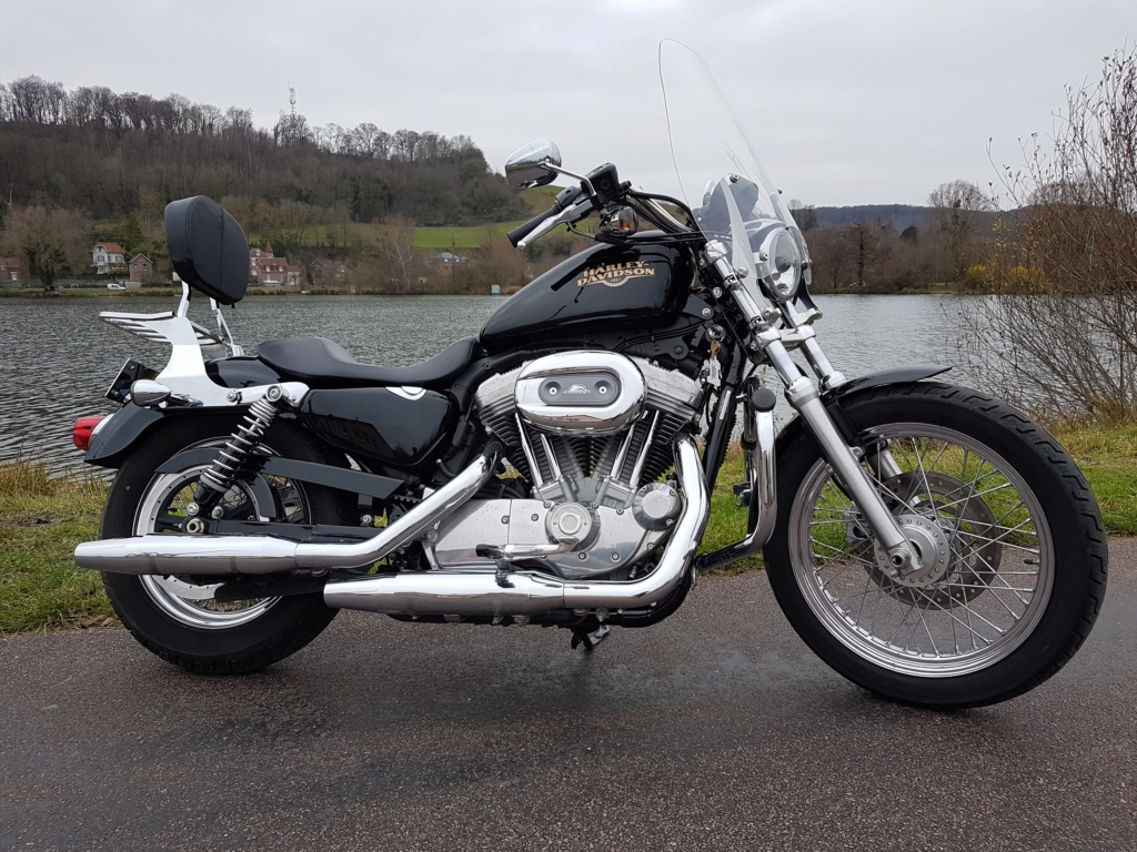 amortisseurs shock factory pour sportster - Page 5 20191212