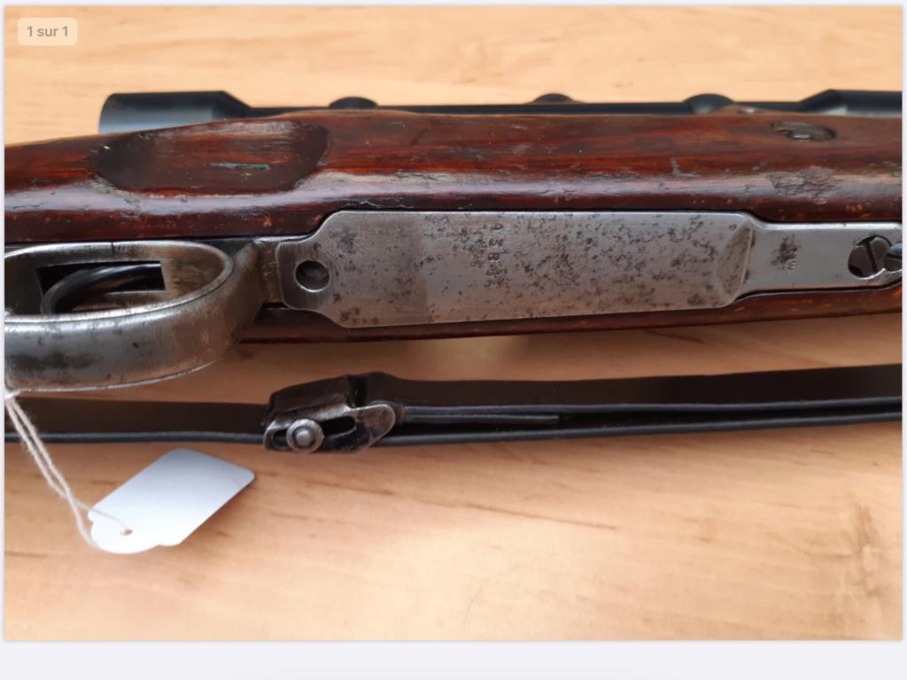 Avis mauser sniper Gustloff Mod. 98 2a3d0310