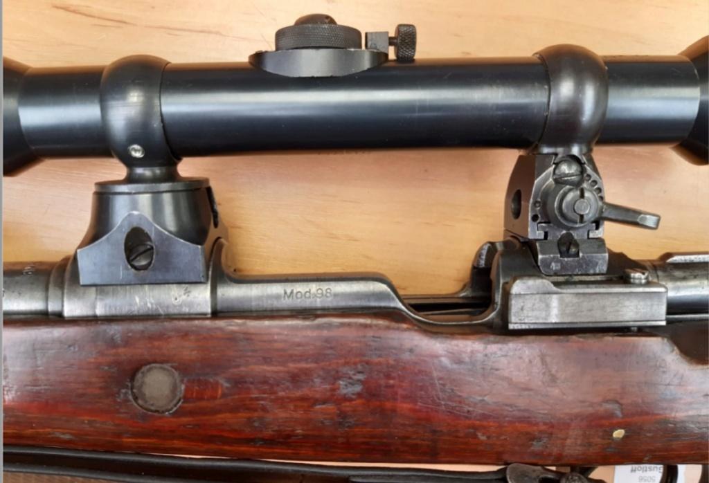 Avis mauser sniper Gustloff Mod. 98 Cotzog10