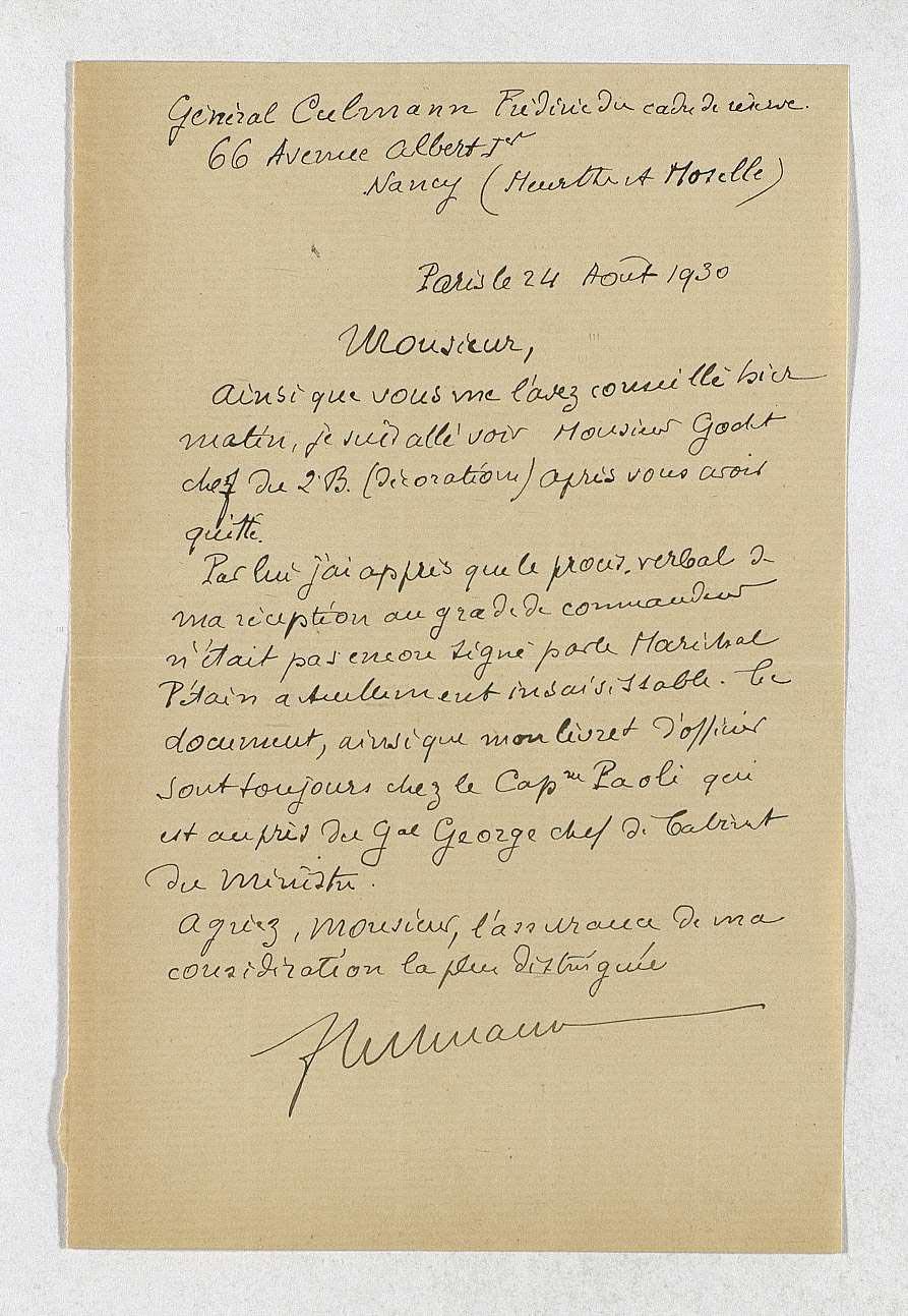 Le Casque du Colonel CULMANN - Page 2 Frdafa11
