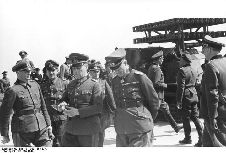 Rommel à Ouistreham - une semaine avant le débarquement... - Page 2 Riva-r10