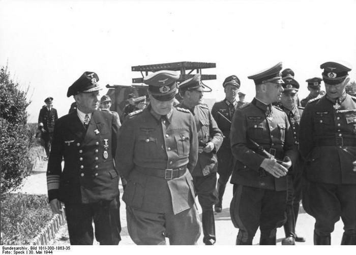 Rommel à Ouistreham - une semaine avant le débarquement... Riva-r11