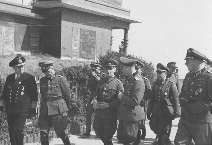 Rommel à Ouistreham - une semaine avant le débarquement... Rommel10