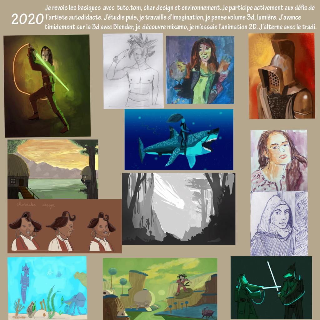 [inspi] Timeline - vos vieux dessins - Page 4 Timeli18