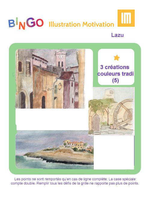 Lazu [Challenge de l'été P20] - Page 21 Tradi10