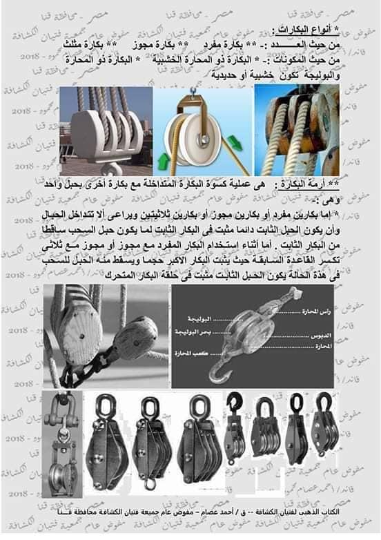 كتاب الحبال والعقد والربطات  46389010